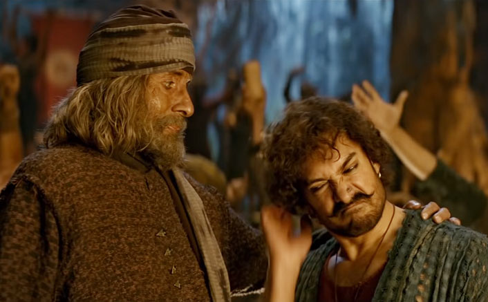 Box office: Thugs Of Hindostan disappoints, Badhaai Ho remains steady