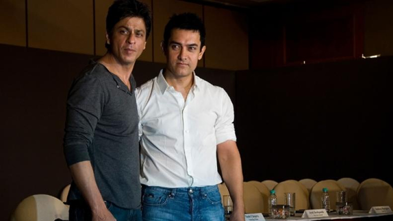 I am glad that SRK is doing Saare Jahaan Se Accha, says Aamir