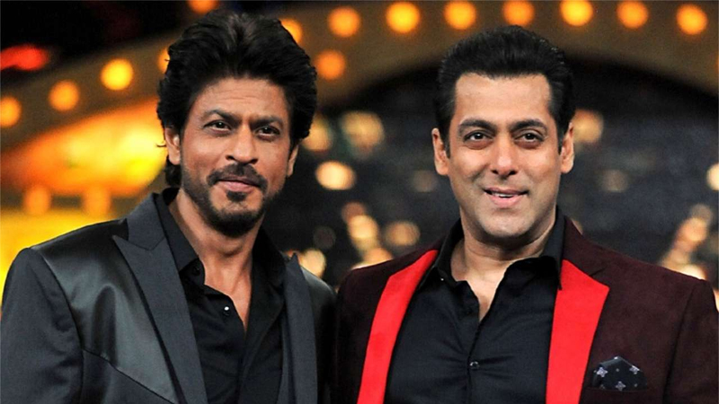 All SRK-Salman fans have a reason to smile. Find out what