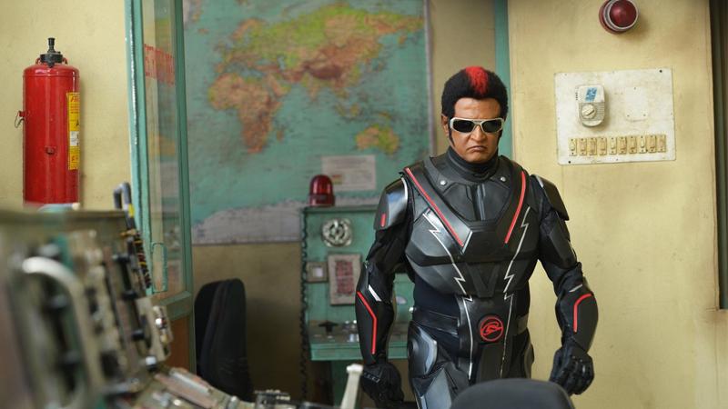 Rajinikanth-Akshay Kumar's 2.0 sets box office on fire