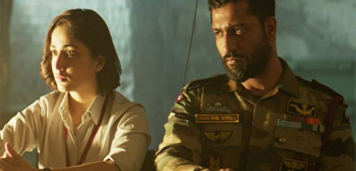 Vicky Kaushal's Uri: The Surgical Strike trailer packs a solid punch
