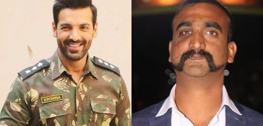 John Abraham wishes to play wing commander Abhinandan in the film based on Balakot air strikes