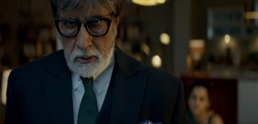 Amitabh Bachchan slams SRK and rest of Bollywood for not acknowledging success of Badla