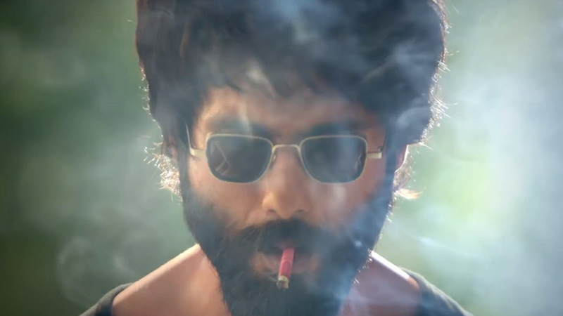 Kabir Singh teaser: Shahid Kapoor looks set to deliver yet another volcanic performance