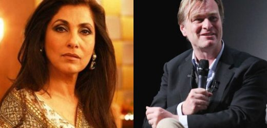 Dimple Kapadia bags Christopher Nolan's Tenet; Bollywood celebs react