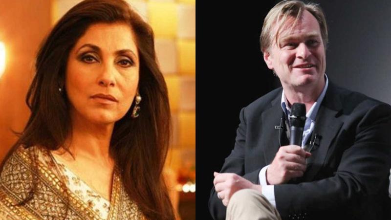 Dimple Kapadia bags Christopher Nolan's Tenet; Bollywood celebs react
