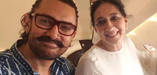 Saand Ki Aankh: Aamir Khan's sister Nikhat Khan to make her Bollywood debut with Taapsee Pannu-Bhumi Pednekar starrer