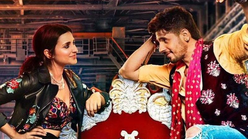 Jabariya Jodi trailer: Sidharth Malhotra, Parineeti Chopra face off to win the war of love