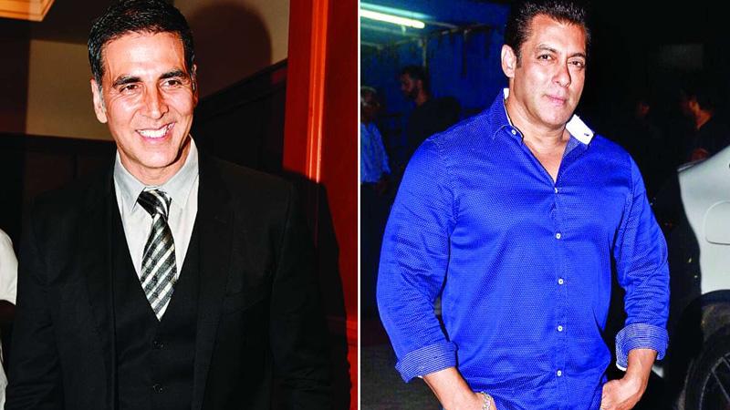 It is going to be Salman Khan versus Akshay Kumar on Eid 2020