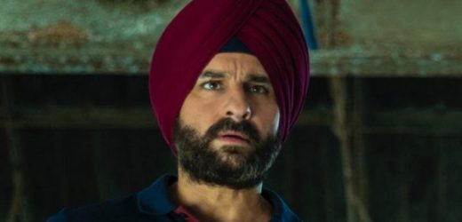 Sacred Games 2: Netflix has put in Rs. 100 crore in this Saif-Nawazuddin starrer