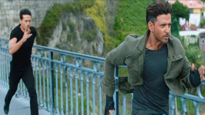 War trailer: This Hrithik-Tiger starrer promises to be India's finest action spectacle