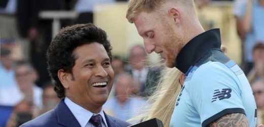 """Ben Stokes will lead from front"": Sachin Tendulkar sees MS Dhoni-like quality in new England captain"