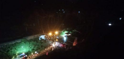 Air India Express plane crash lands in Kozhikode; 14 dead