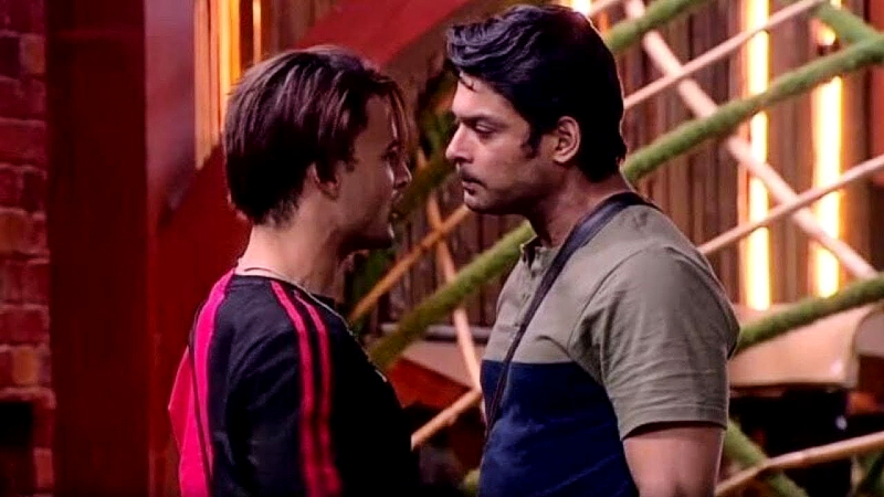 Bigg Boss 13 arch-rivals Sidharth Shukla and Asim Riaz have a friendly exchange on Twitter