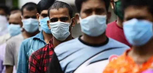 With over 77,000 COVID-19 cases, India records world's biggest single-day spike