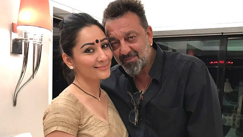 """God is testing us yet again"": Maanayata on Sanjay Dutt's cancer diagnosis"