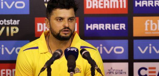 Suresh Raina pulls out of IPL 2020, returns to India