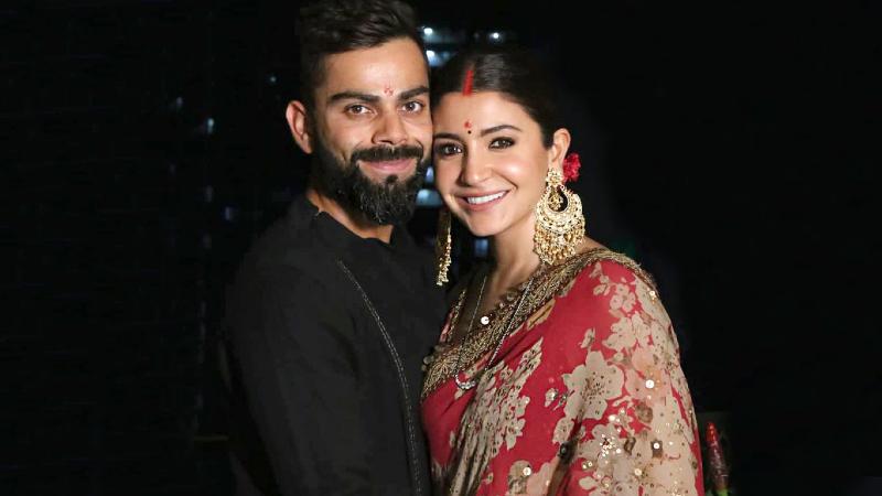 """And then, we were three"": Virat Kohli, Anushka Sharma announce pregnancy"