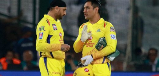 After Suresh Raina, CSK's Harbhajan Singh too pulls out of IPL 2020