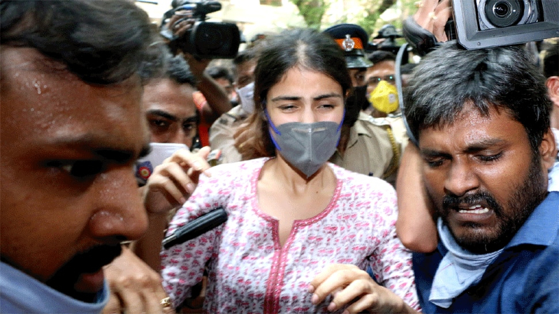 Sushant Singh Rajput death case: Rhea Chakraborty arrested after reportedly confessing to using drugs